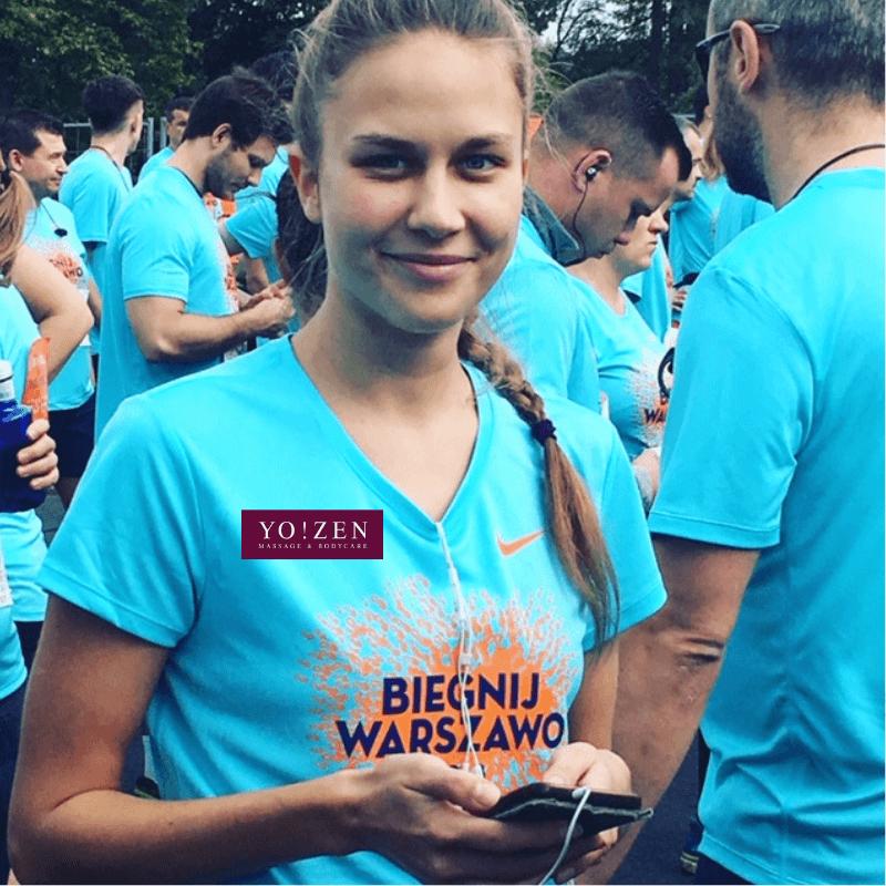 20 % zniżki dla biegaczy z BIEGNIJ WARSZAWO! Oferta ważna do środy 10.10.2018 !